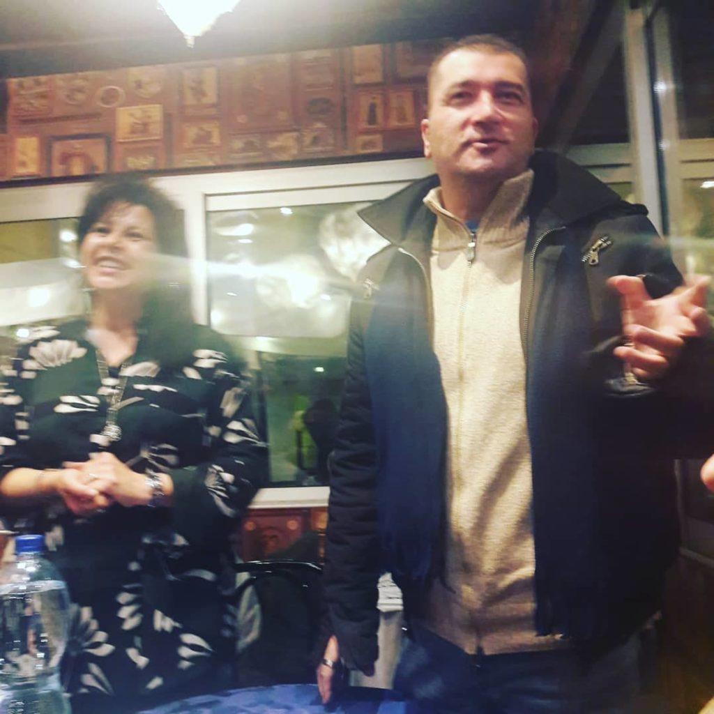 Marinella Ruffino e Danilo Ruocco